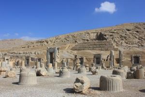 Persepolis, rovine